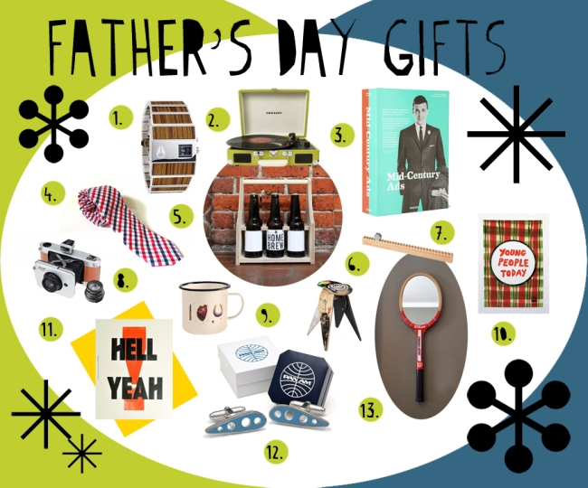 Father's Day Gift Guide from The Clementine Box