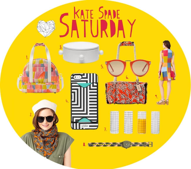 Clementine LOVES: Kate Spade Saturday