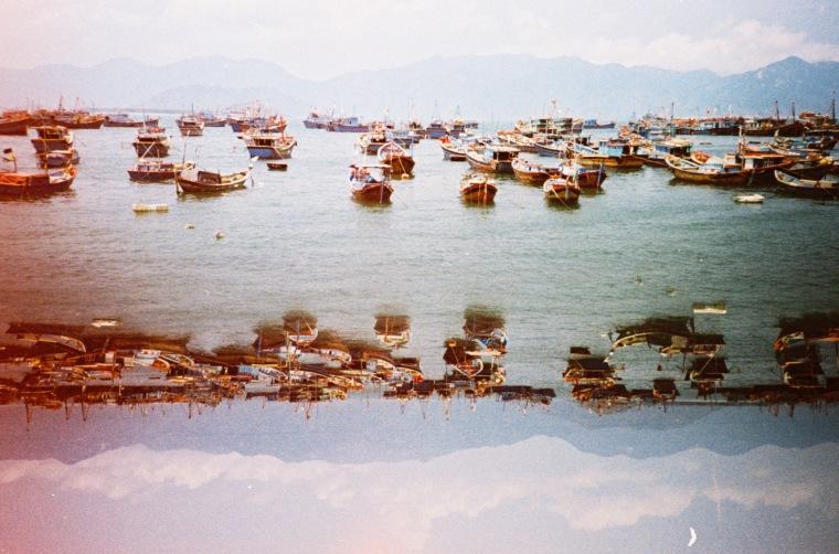 Upside Down, Nha Trang, 52014 by Khánh Hmoong